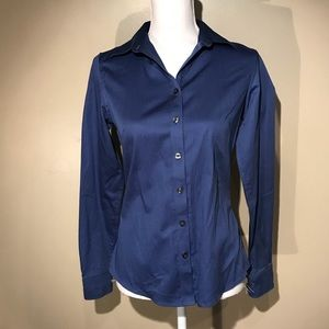 Banana republic no iron fitted shirt